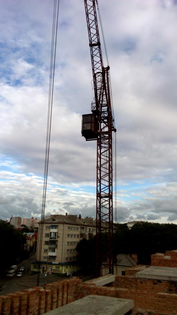 Кран баштовий С-981А